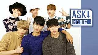 ASK IN A BOX: VIXX(빅스) _ Love Equation(이별공식) [ENG/JPN/CHN SUB]
