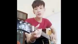 Tội Cho Cô Gái Đó- Khắc Việt [guitar cover by Pi]