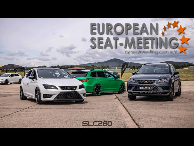 11. European Seat Meeting 2019 - Aftermovie