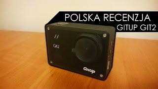 GitUp GIT2 - Recenzja taniej kamerki sportowej | TestZone #2