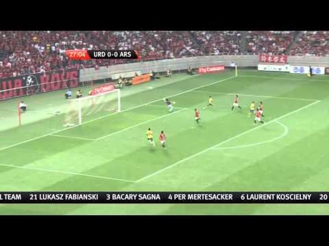 [1st] Urawa Reds vs Arsenal