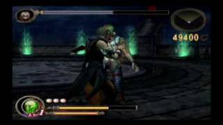 vuclip God Hand W/ Commentary P.46 - Fighting Devil Hand Still