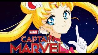 Marvel Studios' Sailor Marvel - Official Trailer (Sailor Moon & Captain Marvel PARODY)