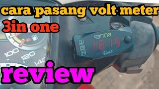 buat yang udh nonton boleh like komen and subscribe thankyou brow       Tag # Volt meter aki Aki motobatt Aki Aki motor Volt meter 3in one Volt meter 9nine ...