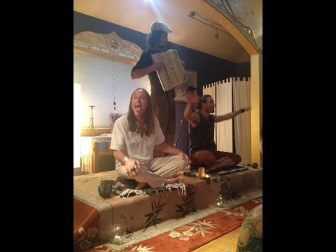 Adam Sommer & Kaypacha 2015.09.14 Adi Shakti Kundalini Yoga Center of Boulder ~ Boulder, CO.