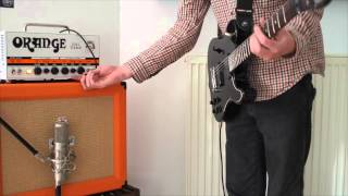 Orange Dual Terror Head + PPC 112 Cabinet