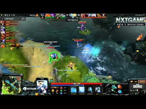 Gigabyte.Mineski vs Signature Trust ( NXTGAME Dota 2 Invitational ) Game 2 -DENKI