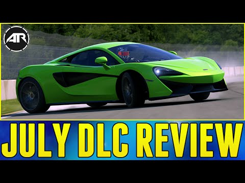 Forza 6 : JULY DLC REVIEW!!! (Turn 10 Select Car Pack)