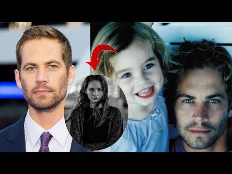 5 Years After Paul Walker's Death His Daughter Has Marked A Major Milestone