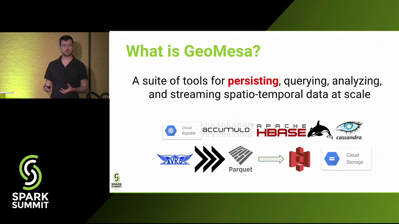 Applying SparkSQL to Big Spatio Temporal Data Using GeoMesa - Anthony Fox