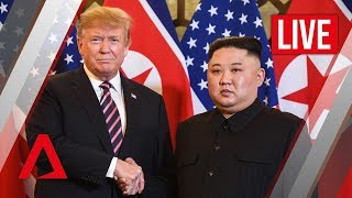 [LIVE HD] Trump-Kim summit kicks off in Hanoi, Vietnam