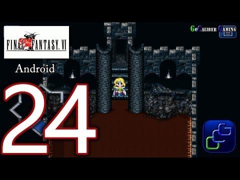 FINAL FANTASY 6 (VI) Android Walkthrough - Part 24 - Darill's Tomb + Exp Egg