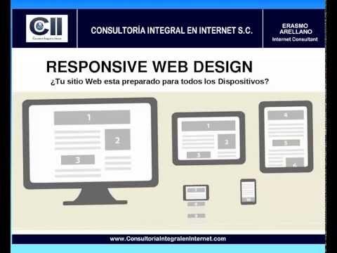 Que es el Web Responsive Design y cual es su Importancia