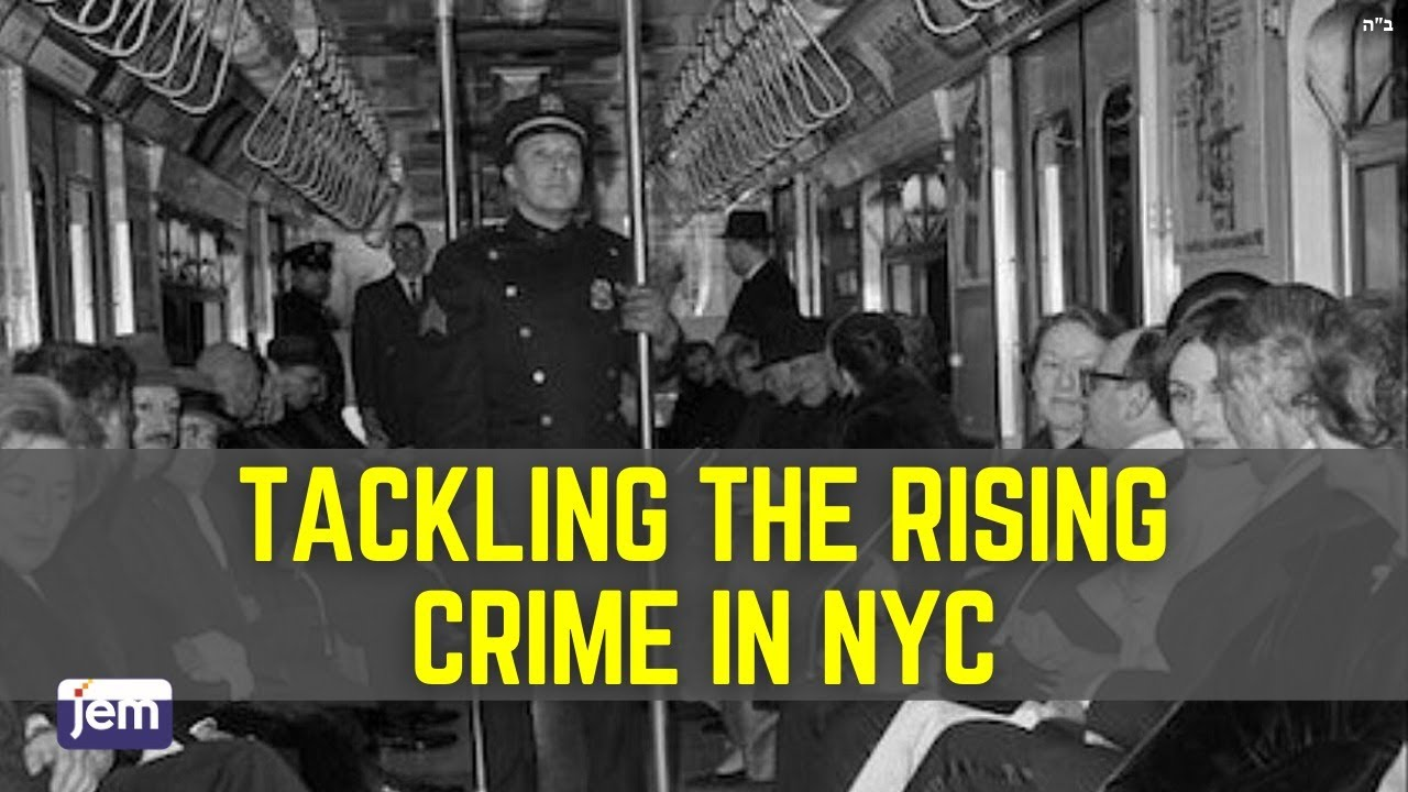 Fighting Crime In New York City