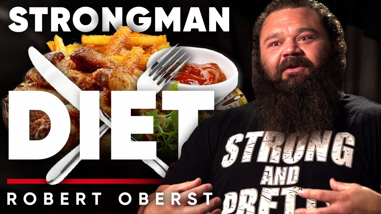 ROBERT OBERST - WHAT IS THE BEST STRONGMAN WORKOUT DIET? | London Real