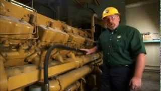 Машиналар CAT/ жөндеу, Шланг отопителя блок / Тексеру орнату шланг отопителя блок 2