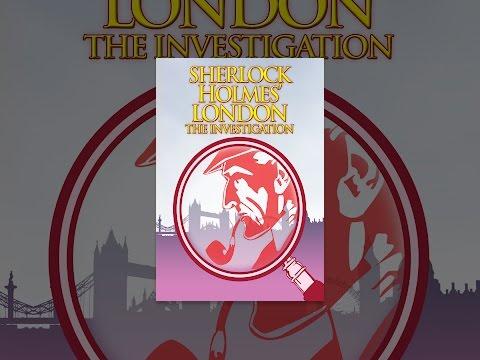 Sherlock Holmes London: The Investigation
