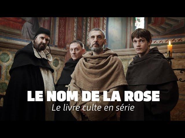 LE NOM DE LA ROSE racontée par Rupert Everett, Richard Sammel et Giacomo Battiato