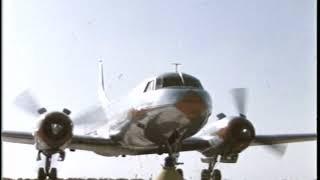 VT 864 Convair 340/440 In Action In U.S./Brazil
