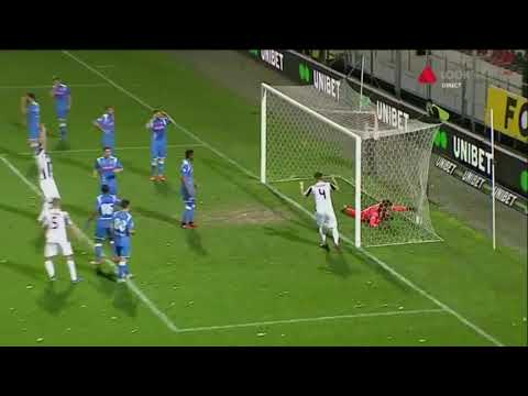 Gol fabulos marcat direct din corner de Constantin Budescu! Astra Giurgiu - Poli Iasi 1-0