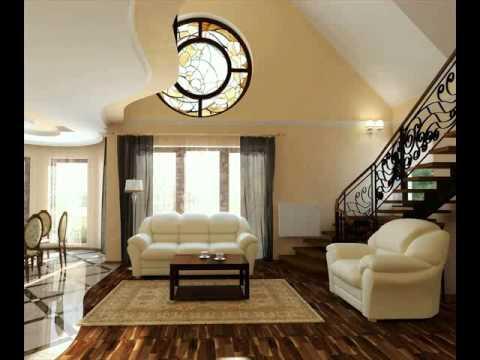 Desain interior rumah dua lantai Desain Rumah interior minimalis - YouTube & Desain interior rumah dua lantai Desain Rumah interior minimalis ...