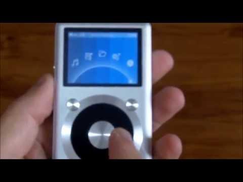 Unboxing Fiio X1 High-Res Digital Audio Player