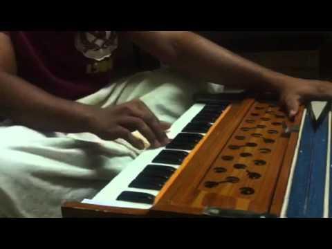 Mudipookkal Vadiyal - Harmonyum Cover_Anish Kurup
