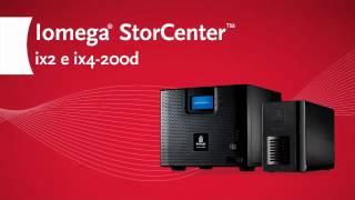 Iomega StorCenter Network Storage  Italiano
