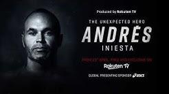 Andrés Iniesta - The Unexpected Hero - Rakuten TV