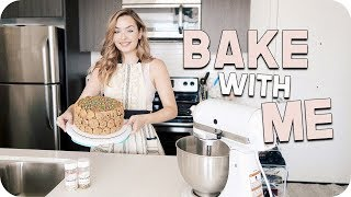 Birthday Cake Bake With Me!