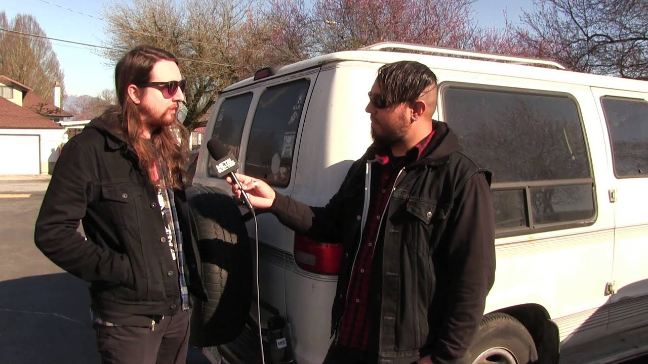 NICK YACYSHYN of BAPTISTS / SUMAC Interview | Metal ...