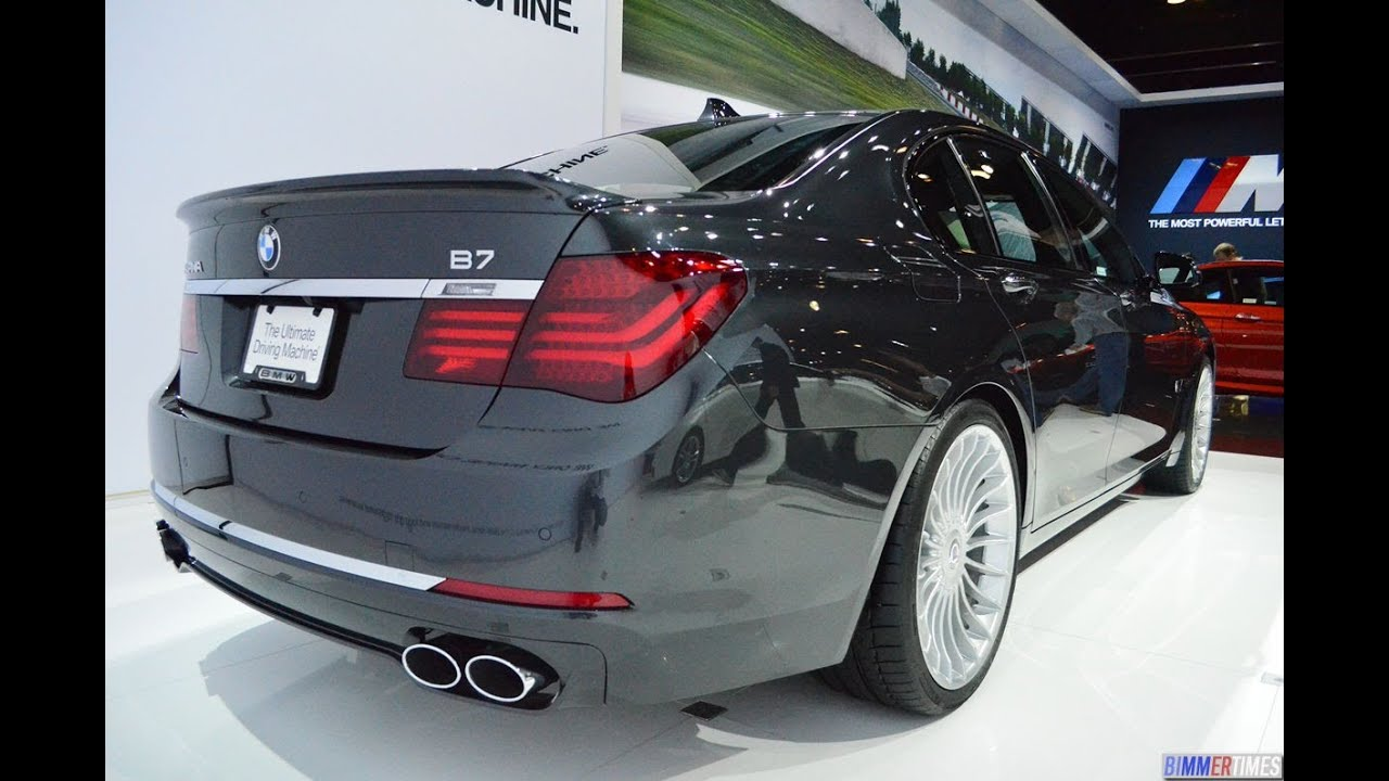 Bmw Alpina B7 2013 Short Wheel Base F01 Youtube