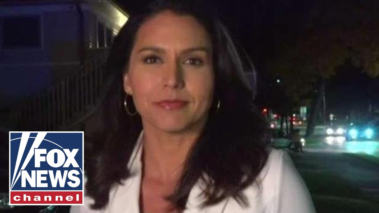 Image result for gabbard tweet against hillary
