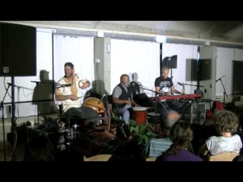 """Lost Frog"" - Fred Johnson Hidai Liberman Adi Renert  live improvisation"