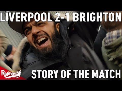 Liverpool v Brighton 2-1 | Story of the Match