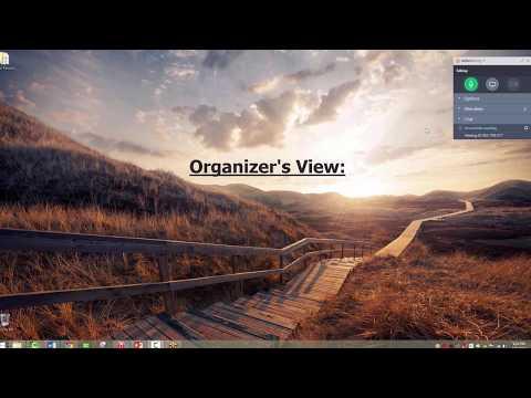 GoToMeeting - Organizer Training   - Part 2  - Hosting
