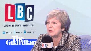 Highlights from Theresa May