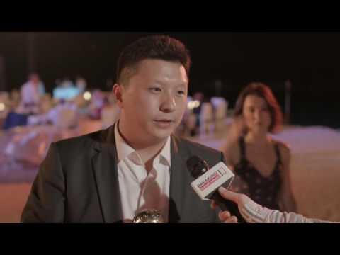 Frank Fang, vice president, Deer Jet