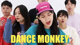 DANCE MONKEY - tones and i (Acapella cover) / feat.유성은