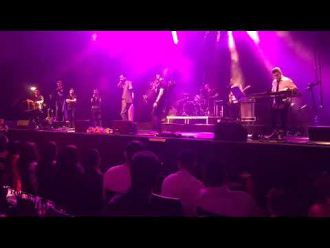 Aryana Sayeed - Last two songs - Vienna Concert