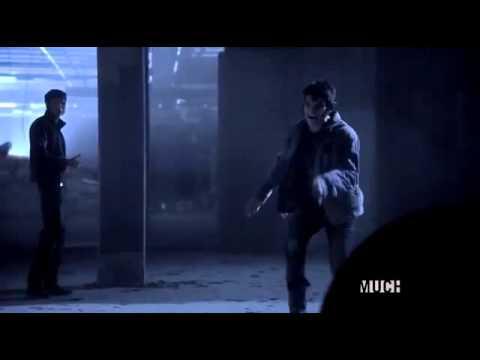 Teen Wolf 3x05 - Scotts Eyes Turns Red
