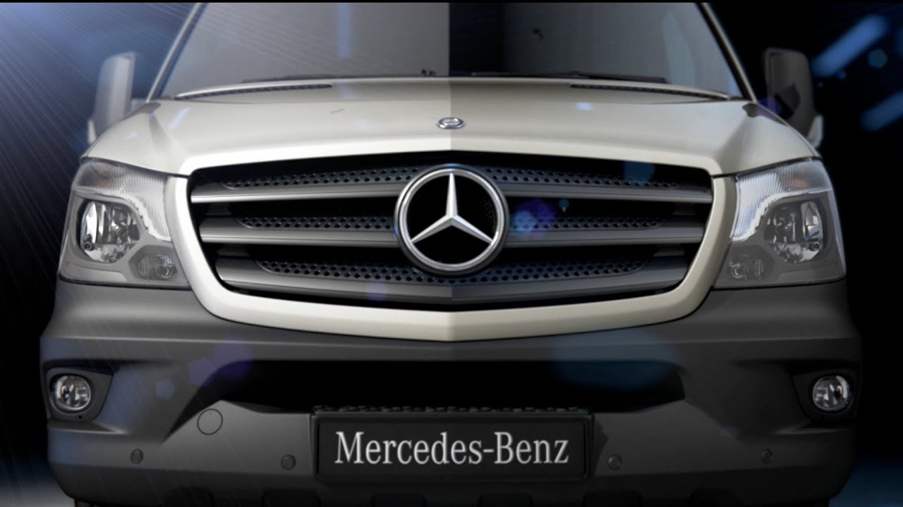 New 2014 mercedes sprinter launch youtube for Mercedes benz sprinter 2014