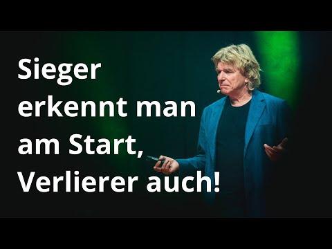 Sieger Erkennt Man Am Start - Verlierer Auch   Dieter Lange