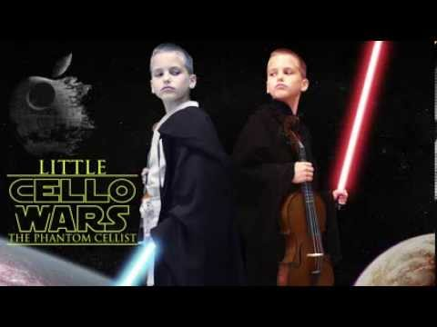 Little Cello Wars Preview