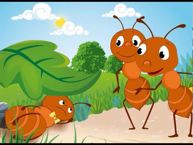 Minik Karınca - Sesli Masal - Okul Öncesi Eğitim