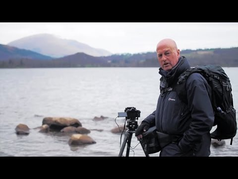 OLYMPUS OM-D E-M5 Mark II - Landscape Photography with Steve Gosling