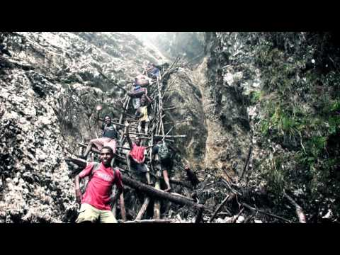 WESTERN PAPUA - hribovski del - Zvone Šeruga travels