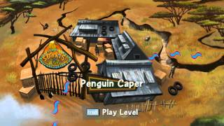 Madagascar 2 Escape Africa Walkthrough PC - Part 18 - Collected 60 Monkeys - HD