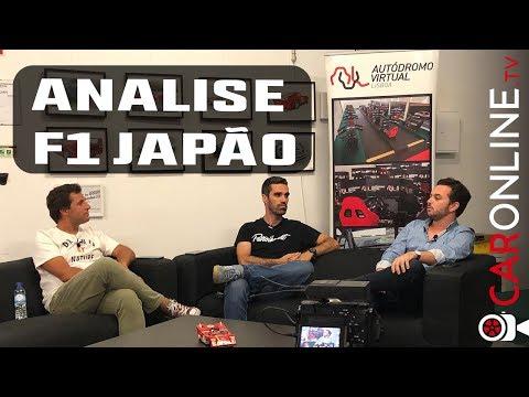QUEM ACORDOU às 6 da MANHÃ para ver F1 no Japão?
