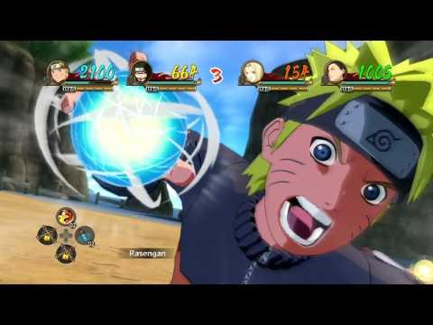 PS3 Longplay [161] Naruto Shippuden Ultimate Ninja Storm Revolution